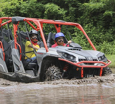 Xrail Private Adventure in Cozumel