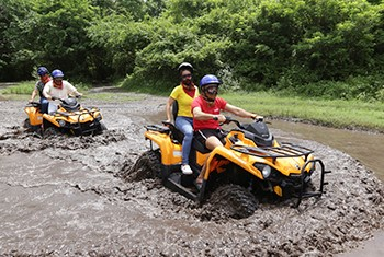Tour Atv Double in Cozumel
